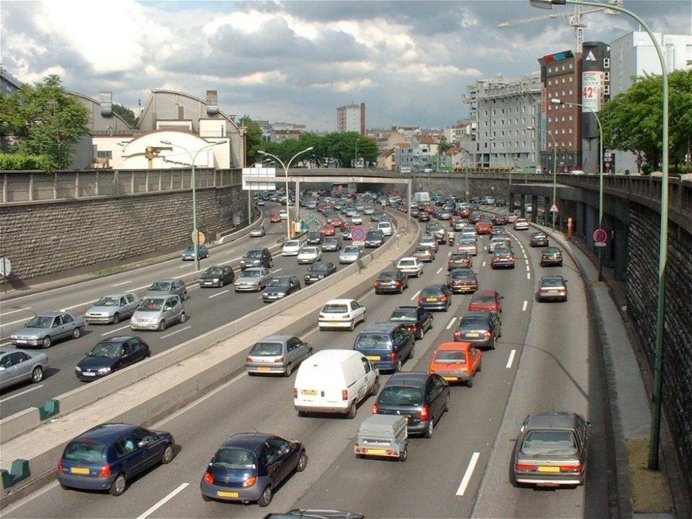 Paris vers un p riph 39 limit 70 km h et moins de voies sur berges b - Les portes du peripherique paris ...
