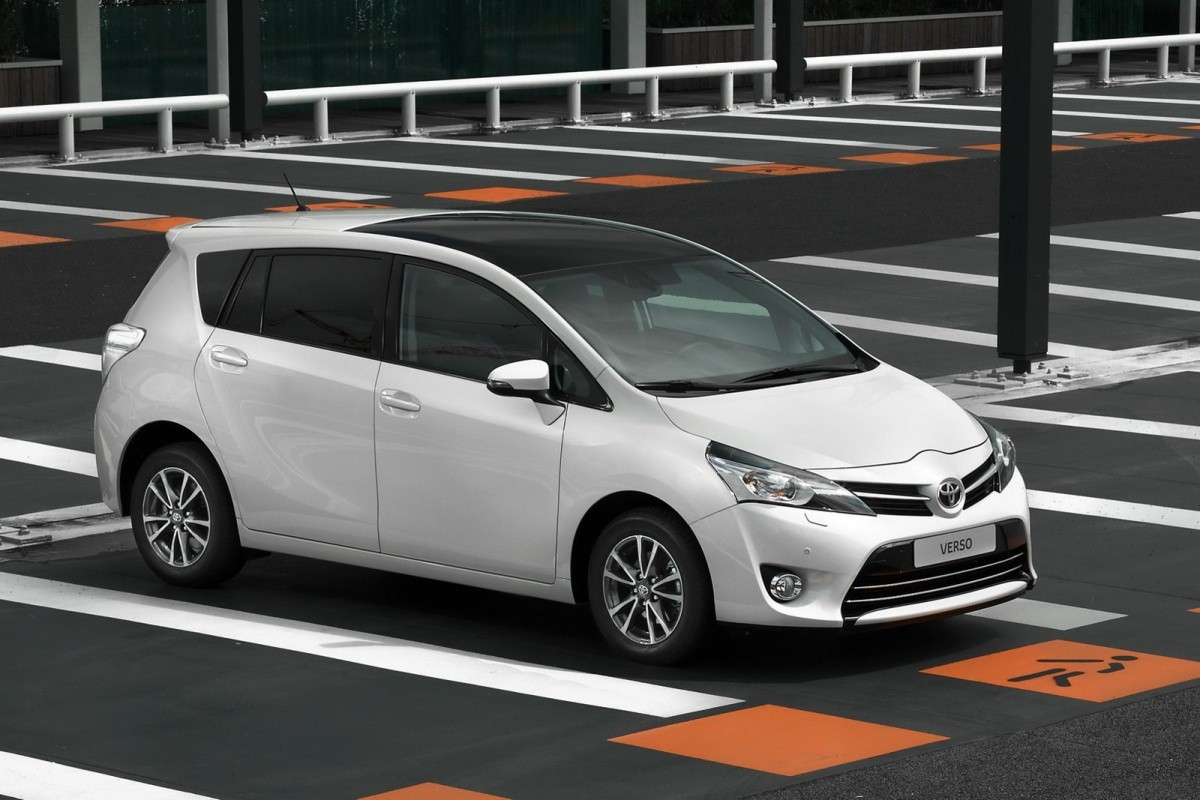 Toyota Corolla Le >> Toyota Verso 2013 : Harmonisation de la gamme... - Blog Automobile