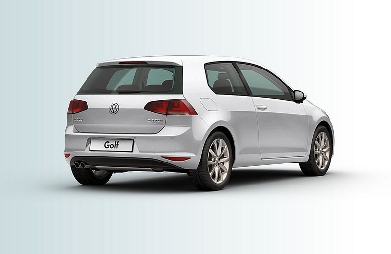 volkswagen golf 7 2013 nouvelle mais classique. Black Bedroom Furniture Sets. Home Design Ideas