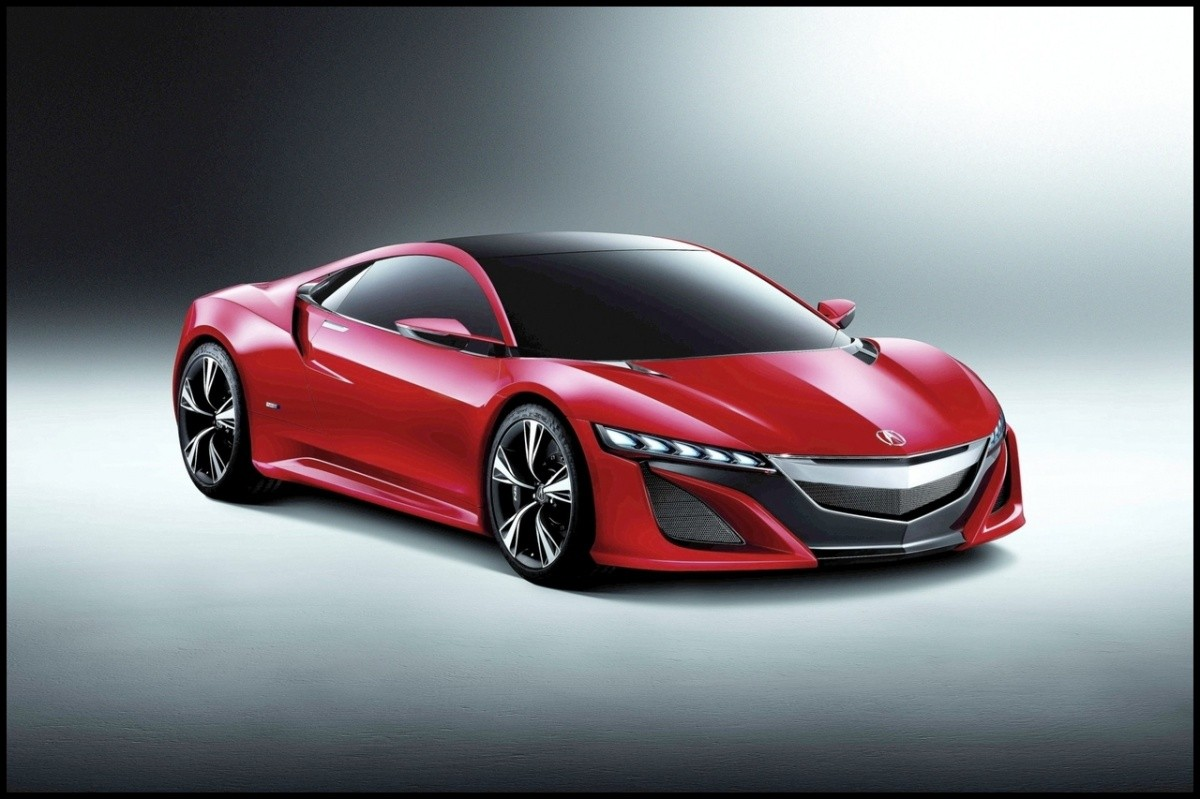 Photo 2014 honda nsx 600x399 Honda NSX 2014 : Révélation officielle