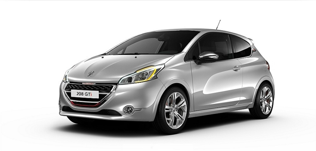peugeot 208 gti la tarification le teintier blog. Black Bedroom Furniture Sets. Home Design Ideas