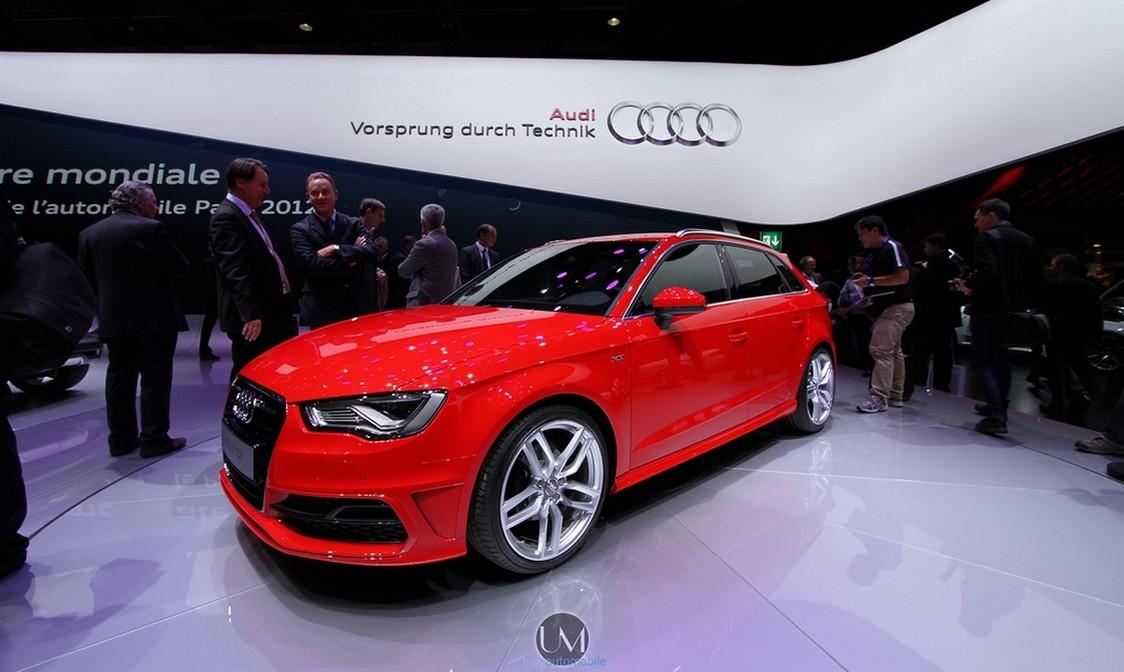 Audi A3 Sportback by Ugo Missana