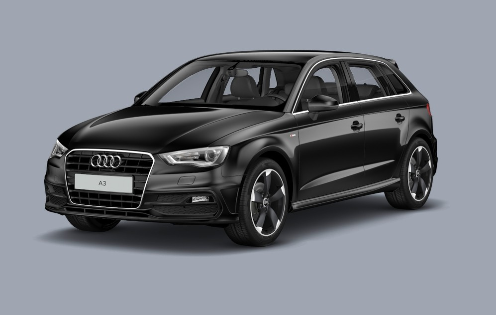 audi a3 sportback 2013 la tarification blog automobile. Black Bedroom Furniture Sets. Home Design Ideas