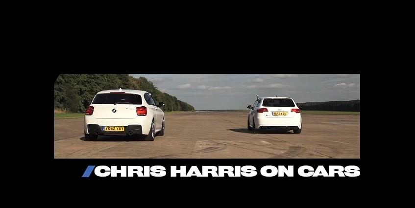BMW M135i vers Audi RS3