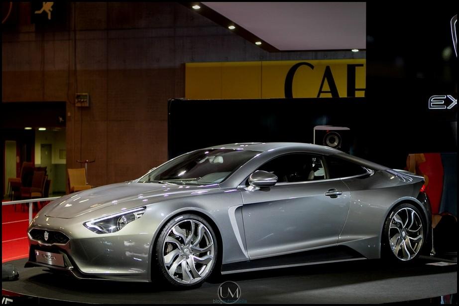 Exagon Motors Furtive e-GT