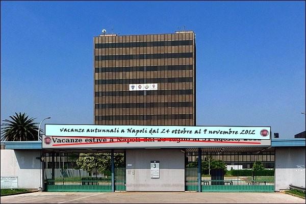 Fiat-Pomigliano-fermeture automnale