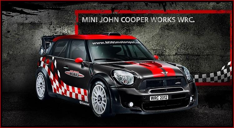 Mini JCW WRC - deux petits tours et puis s'en va