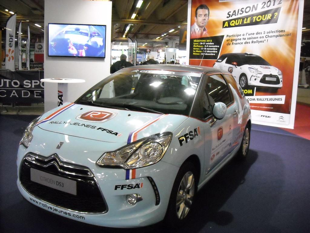 Citroën DS3 FFSA Rallye Jeunes