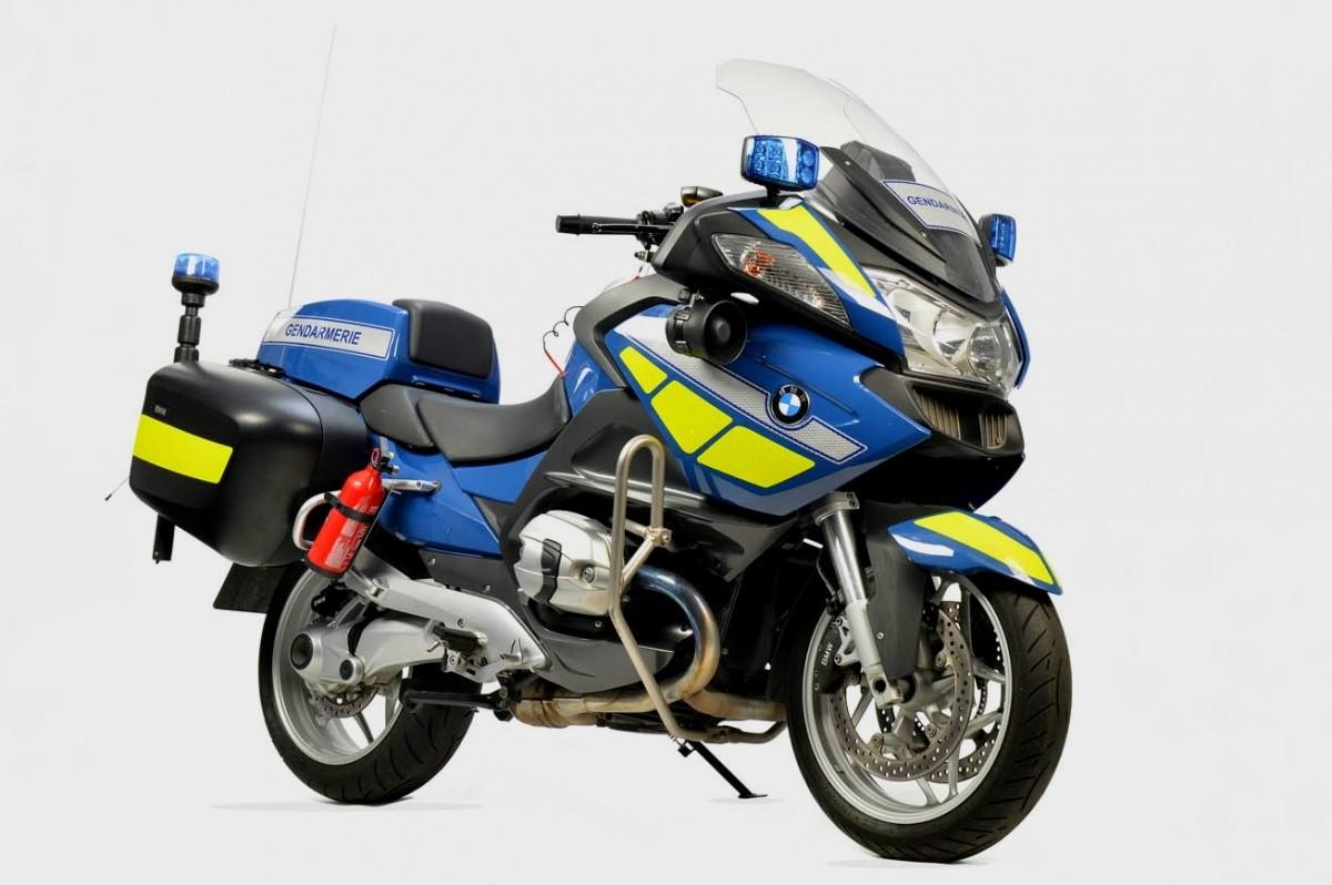 Moto-BMW-R 1200 RT Gendarmerie