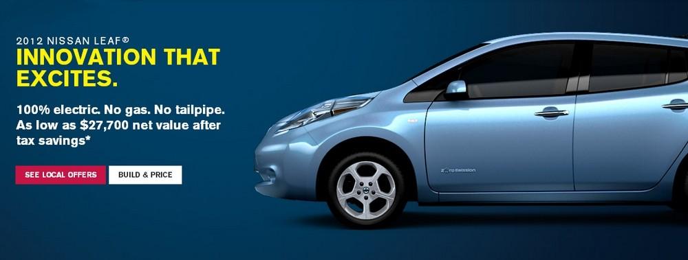 Nissan Leaf USA - class action et rachat