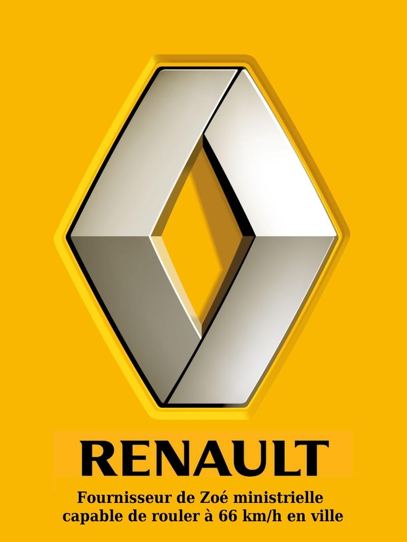 Renault Zoé -Arnaud Montebourg-infraction-code de la route-ZE