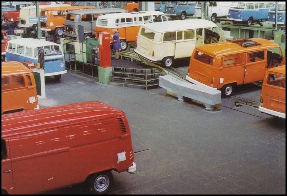 Volkswagen fin de vie annonc e pour le kombi blog for Garage volkswagen les fins