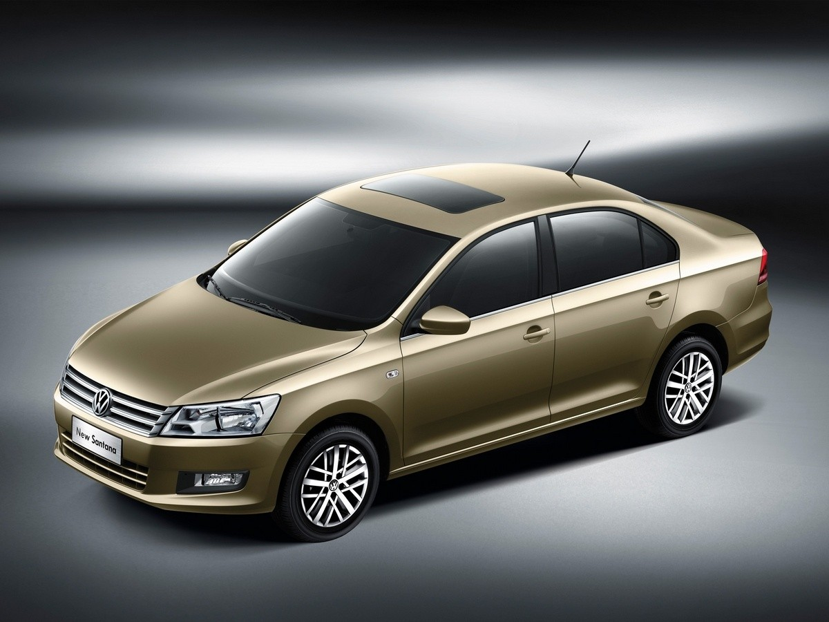 VW-Santana-for-China