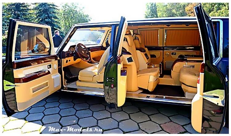 poutine obama ma nouvelle zil 4112r est bien mieux que ta cad 39 vid o blog automobile. Black Bedroom Furniture Sets. Home Design Ideas