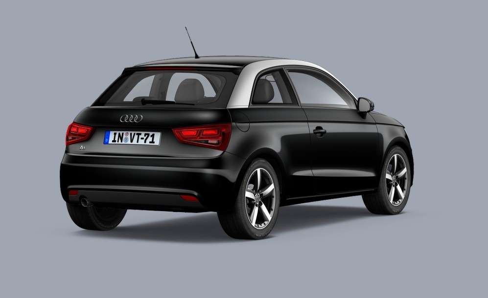 audi a1 urban pour f ter les deux ans de la citadine bavaroise blog automobile. Black Bedroom Furniture Sets. Home Design Ideas