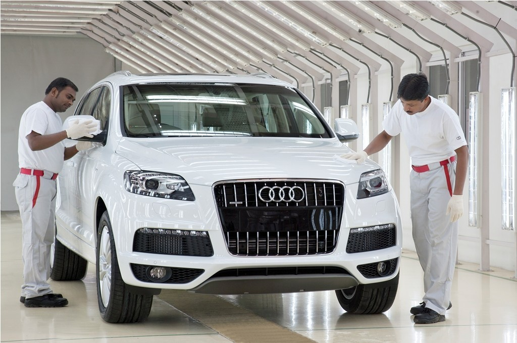 Audi-Q7-assembly-at-Aurangabad