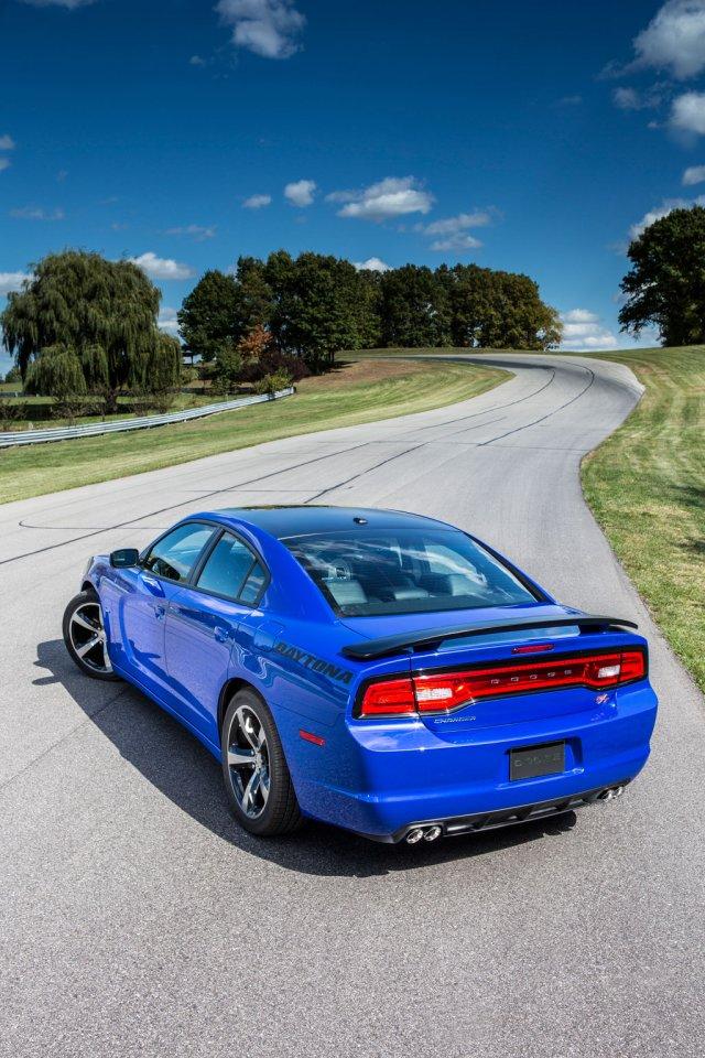 Dodge Charger Daytona L Esprit Muscle Car Comme On L