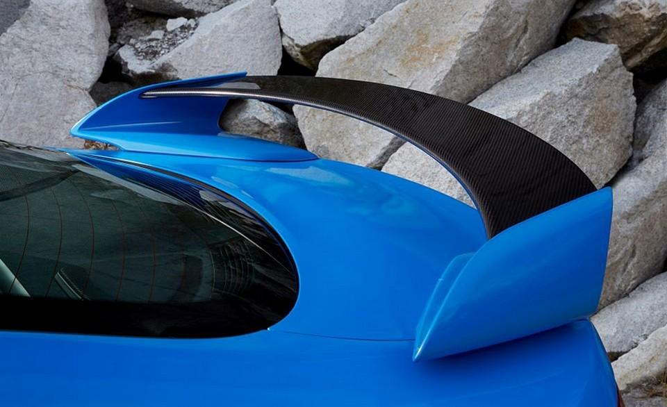 Jaguar XFR-S Aileron