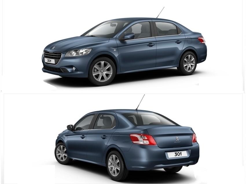 Peugeot 301 - 2013 -
