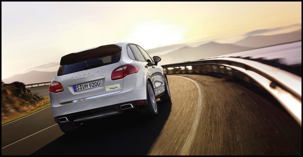 Porsche Cayenne e-Hybrid ou Hybrid Plug-in