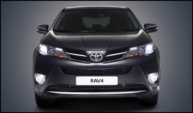 nouveau toyota rav4 2013 auris style blog automobile. Black Bedroom Furniture Sets. Home Design Ideas