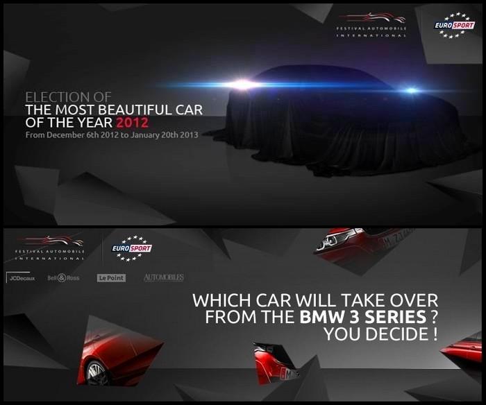 election de la plus belle voiture de l 39 ann e faites vos jeux subjectifs blog automobile. Black Bedroom Furniture Sets. Home Design Ideas