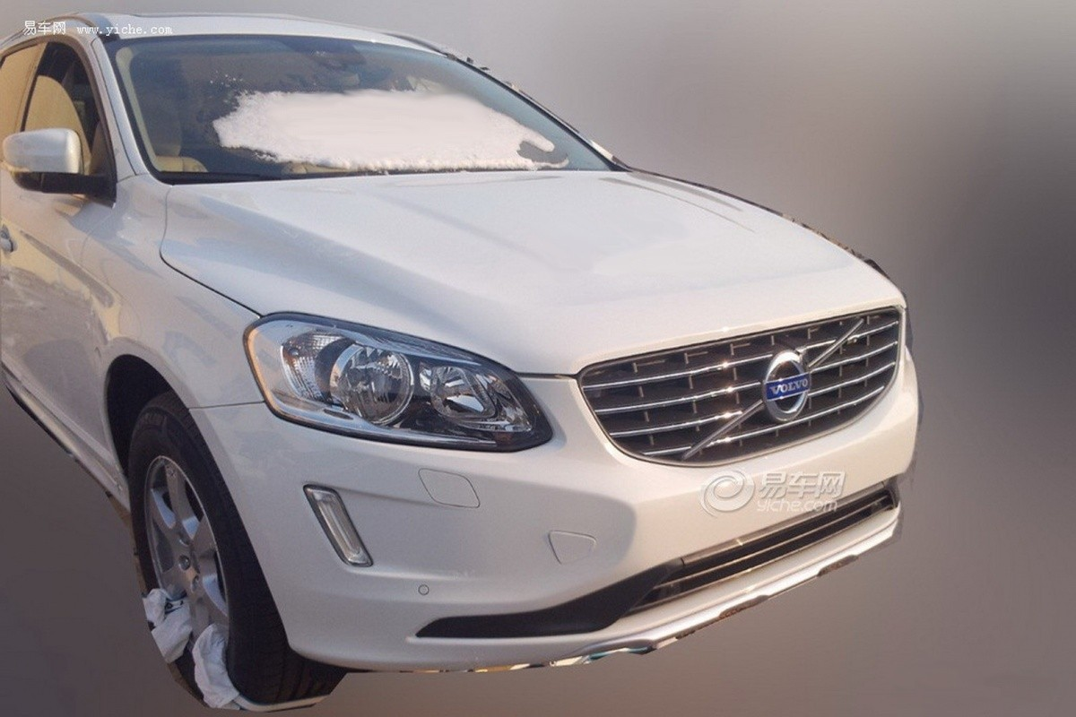 Excellent Photo 2014 Volvo XC60 0 600x400 Volvo XC60 2013 : Premières images de  1200 x 800 · 153 kB · jpeg