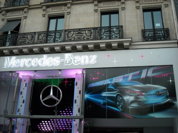Mercedes Fantastic Gallery