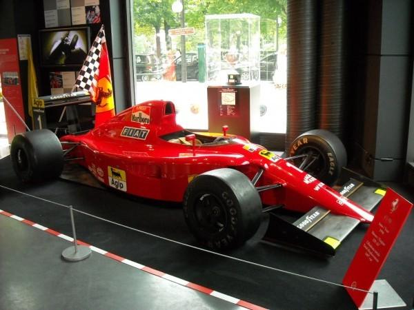 Ferrari F1 90