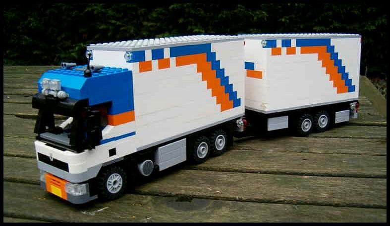 Lego Renault Premium