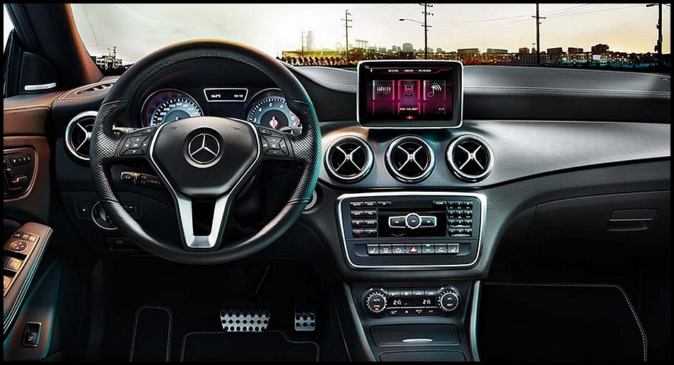 nouvelle mercedes benz cla 2013 la voil blog automobile. Black Bedroom Furniture Sets. Home Design Ideas