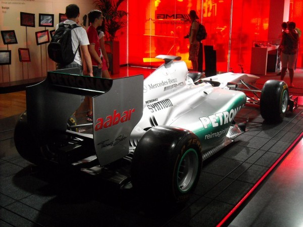 Mercedes F1 (4)