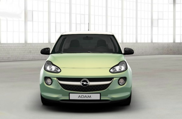 Opel Adam face