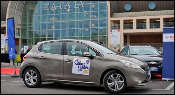 Peugeot 208 auto europa 2013