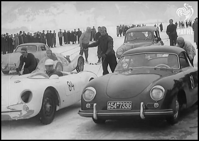 Porsche, ski et Bavière
