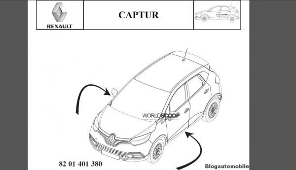 Renault Captur 2013-2014.0
