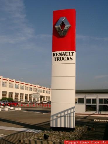 Renault Trucks Lyon