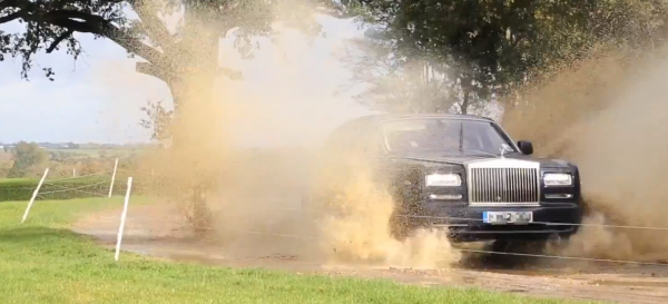 Rolls Royce Phantom Drift Rally