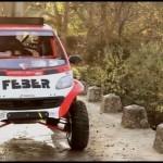 Smart Fortwo Feber Dakar 2013