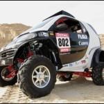 Smart Fortwo Feber Dakar 2013.1