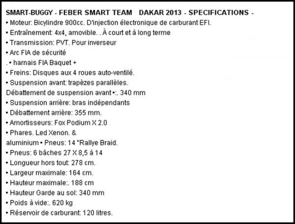 Smart Fortwo Feber Dakar 2013.11