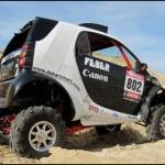 Smart Fortwo Feber Dakar 2013.2