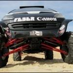 Smart Fortwo Feber Dakar 2013.3