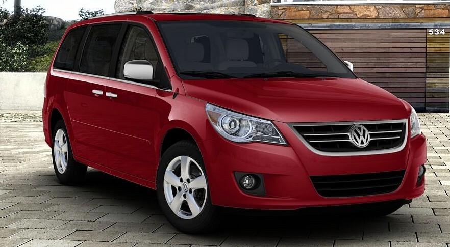 Volkswagen fin de parcours pour le routan blog automobile for Garage volkswagen les fins