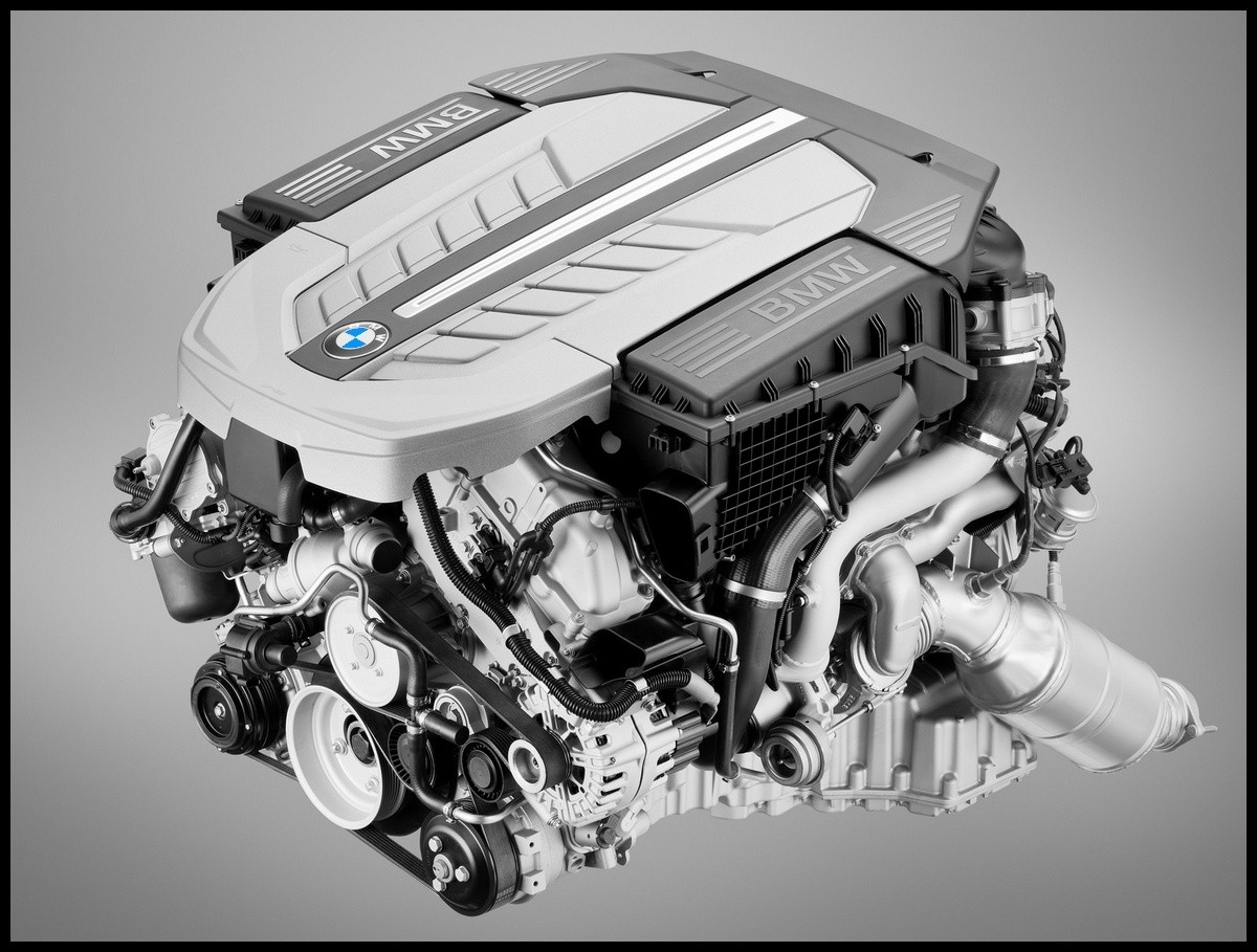 Bmw L Avenir Du Moteur V12 Incertain Blog Automobile