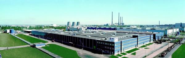 usine AvtoVaz de Togliatti