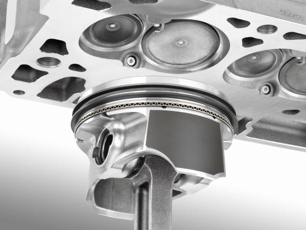 2014 6.2L LT1 C-Cylinder Head Piston