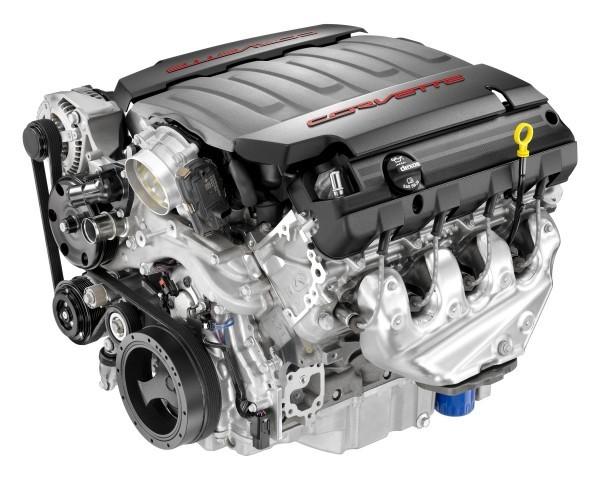 2014 6.2L V8 VVT DI LT1 COR LF