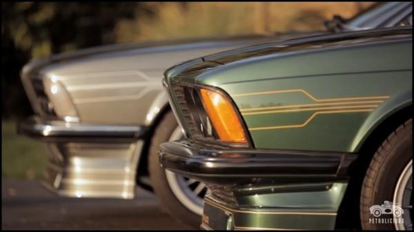 Alpina e24 B6 3.5S et B7 Turbo