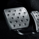 Bentley Continental-GT-Speed-cabriolet.pedals